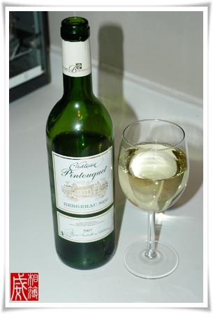 ♪♭ Château Pintouquet 2007 ♪♭